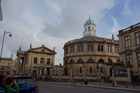 牛津新剧院旅游景点攻略图