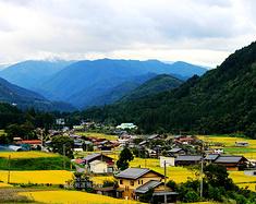 日本乡村的四个季节,十二种颜色(附飞驒高山乡村风景、文化介绍)