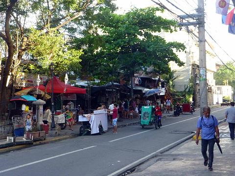 马尼拉老城区旅游景点图片
