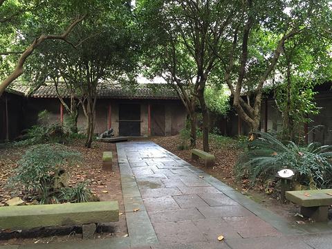 天一阁博物馆旅游景点图片