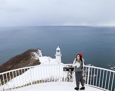 我知道,这是你梦想中去过的北海道