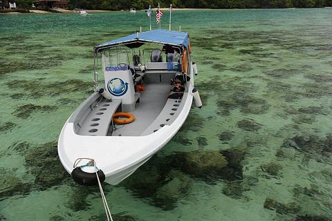 珍珠岛旅游景点攻略图