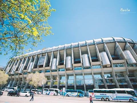 伯纳乌球场旅游景点图片