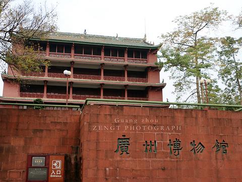 广州博物馆旅游景点图片