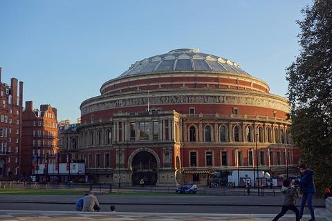 皇家阿尔伯特音乐厅旅游景点攻略图