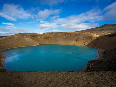 米湖天然浴池旅游景点图片
