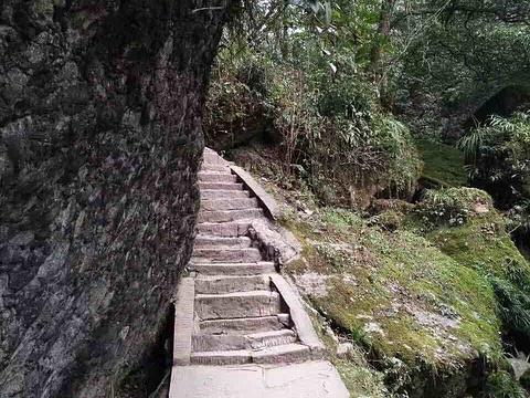 龙泉花果山风景区旅游景点图片