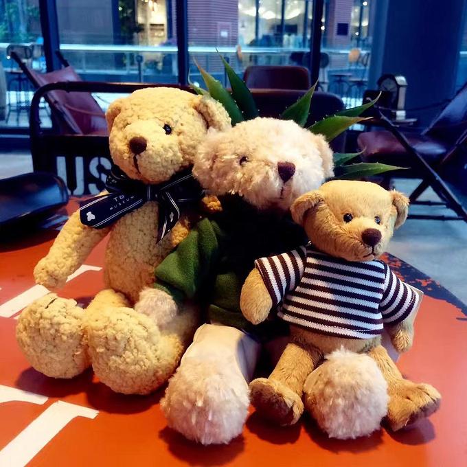 泰迪熊博物馆图片