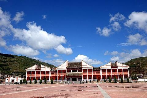 哈达铺镇旅游景点攻略图