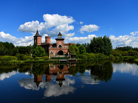 伏尔加庄园旅游景点图片