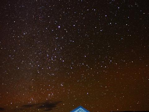 纳木措圣象天门旅游景点图片