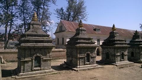 帕斯帕提纳寺旅游景点攻略图