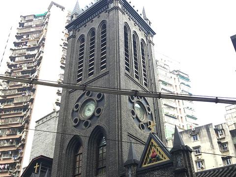 天主教若瑟堂旅游景点图片