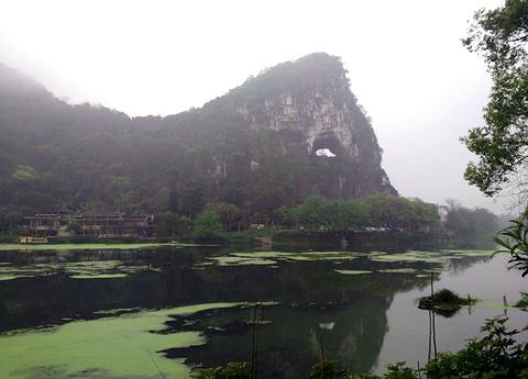 穿山岩旅游景点攻略图