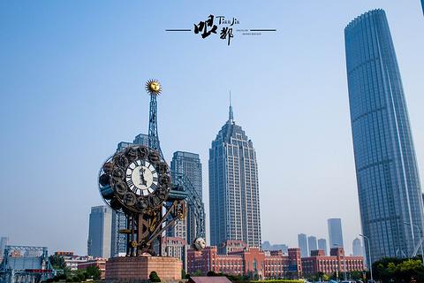 世纪钟广场的图片