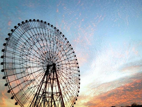 南昌之星摩天轮旅游景点图片