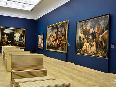 丹麦国立美术馆旅游景点图片