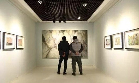 正观美术馆旅游景点攻略图