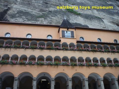 玩具博物馆旅游景点攻略图