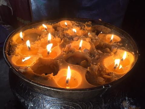 夏珠林寺的图片
