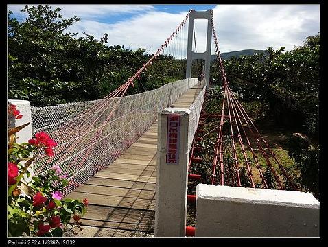 港口吊桥旅游景点攻略图