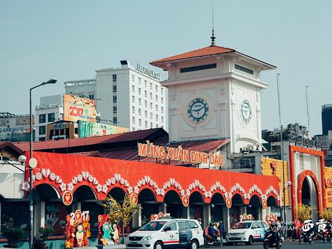 槟城市场旅游景点图片