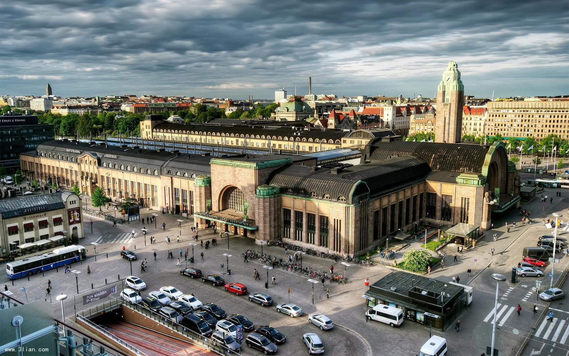 【芬兰】驻足芬兰,静享赫尔辛基咖啡慢时光