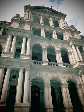 前财政大楼旅游景点攻略图