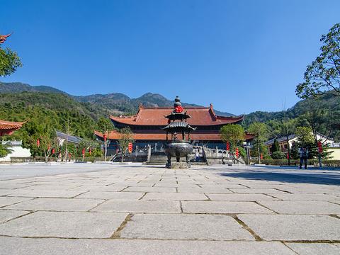 黄大仙祖宫旅游景点图片