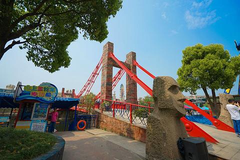 杭州乐园旅游景点攻略图