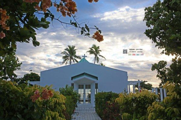 西式教堂(斐济)图片
