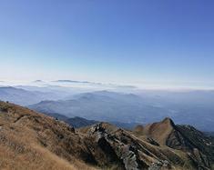 云端之上丨湖南八面山重装徒步穿越