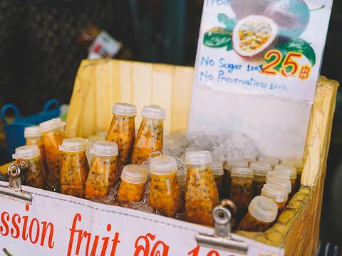 加都加周末市场旅游景点图片