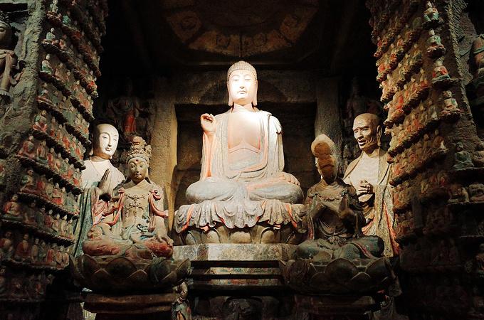 陕西历史博物馆图片