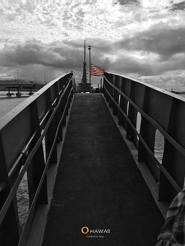 """""""幸亏有欧胡岛通票,不然这项景点的门票里是不含的。美国人想的可是真够周到的_美国波分潜水艇战舰博物馆和公园""""的评论图片"""