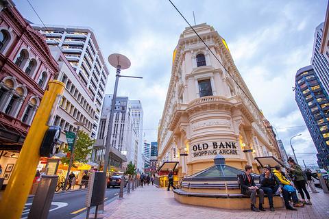 老银行商区
