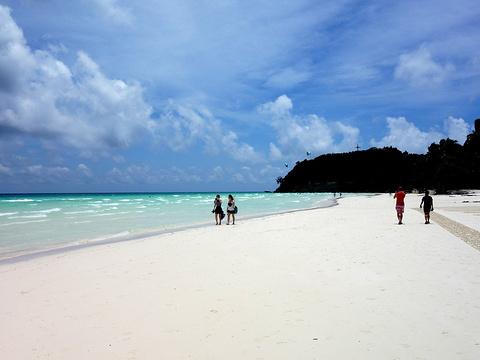 圣母礁岩旅游景点图片