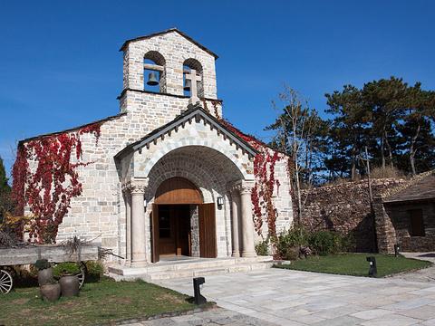 山顶教堂旅游景点图片