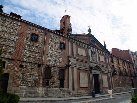 王室赤足女修道院旅游景点图片