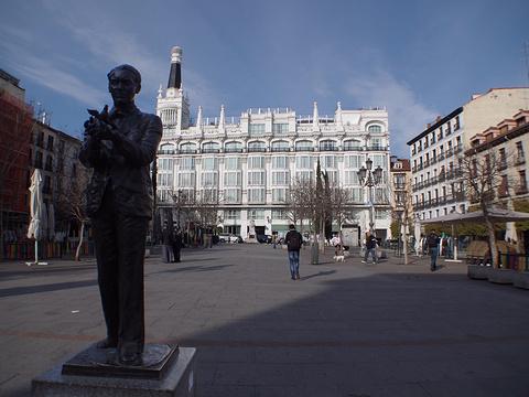 圣安娜广场旅游景点图片
