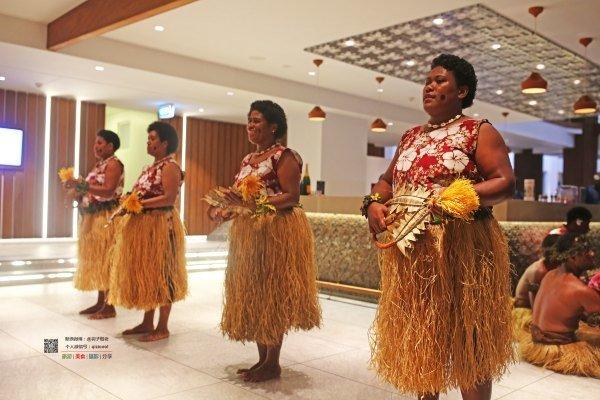 悠扬的斐济歌舞图片