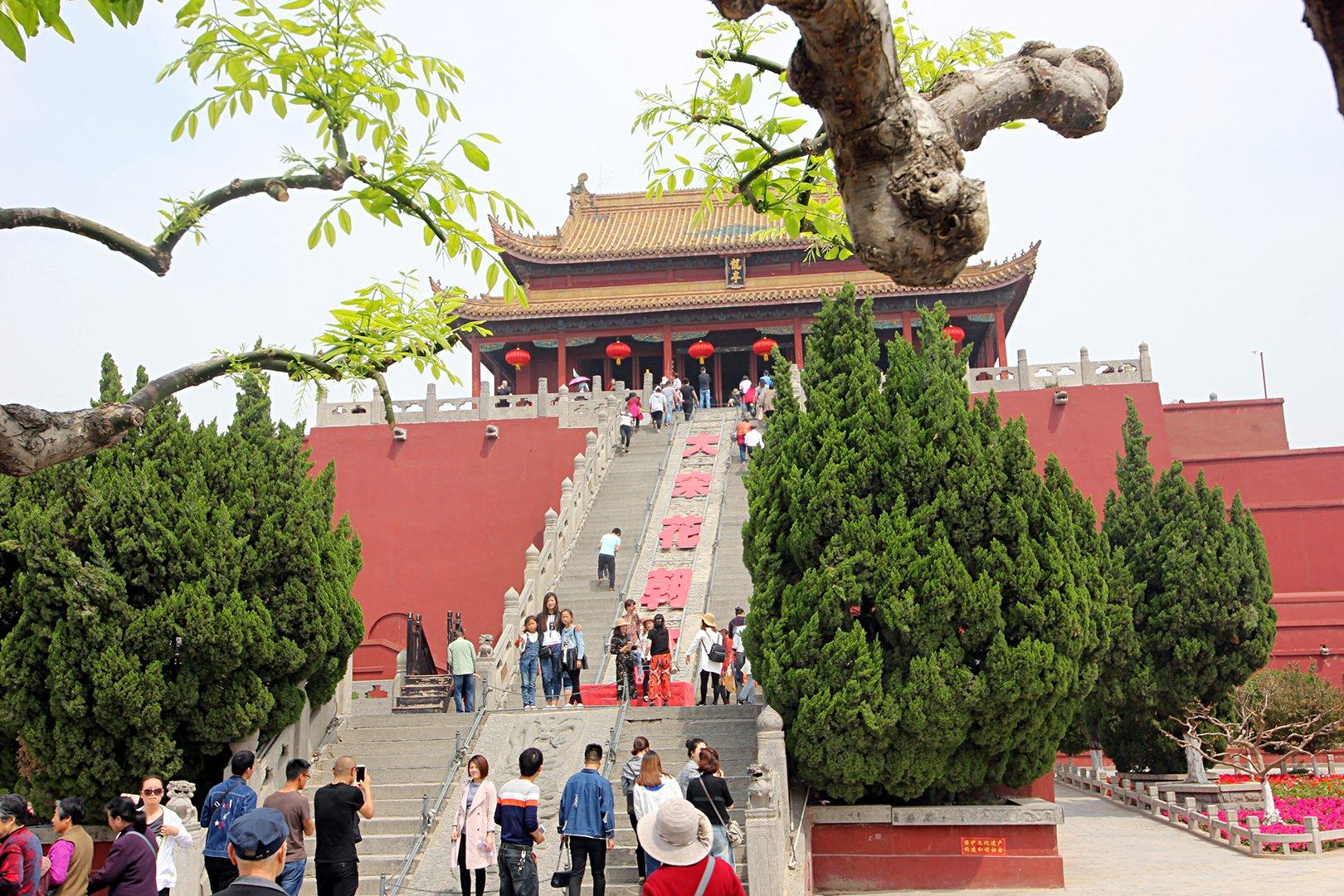 历史与现代的交融——花朝节之开封印象