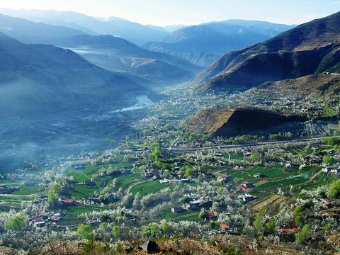 金川国家矿山公园旅游景点图片