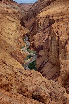 吐峪沟旅游景点攻略图