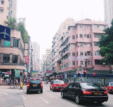 上海街旅游景点攻略图