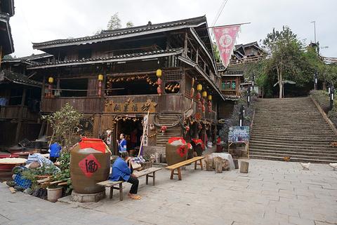 程阳侗族八寨旅游景点攻略图