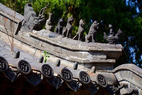 皂河古镇旅游景点攻略图