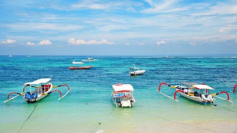 Jungut Batu海滩