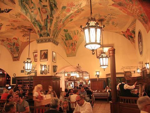 宫廷啤酒屋旅游景点图片