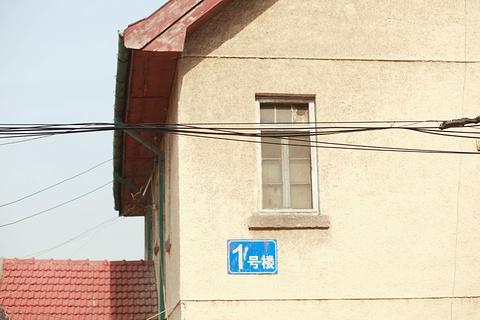 小鱼山文化名人街区旅游景点攻略图